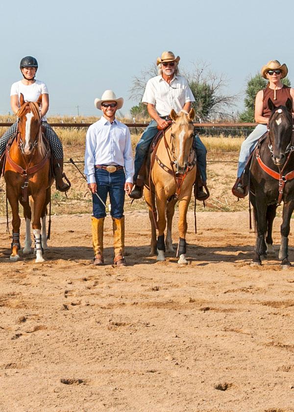 Horse Training Clinics